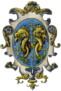 Coat of Arms House of Pazzi image