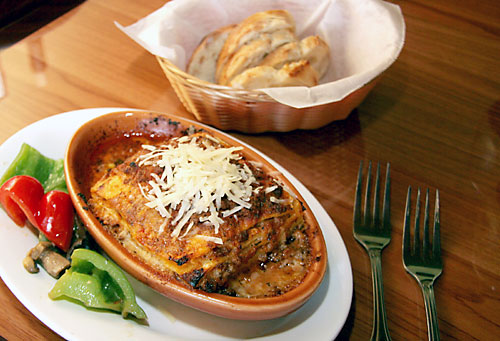 tre Pazzi Traditional Italian Lasagne Dishes in Auburn CA
